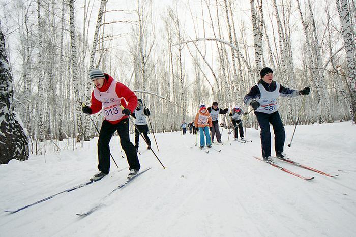 На лыжной базе открывается прокат лыж