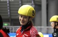 Свердловчанка начинает борьбу за медали чемпионата Европы по шорт-треку