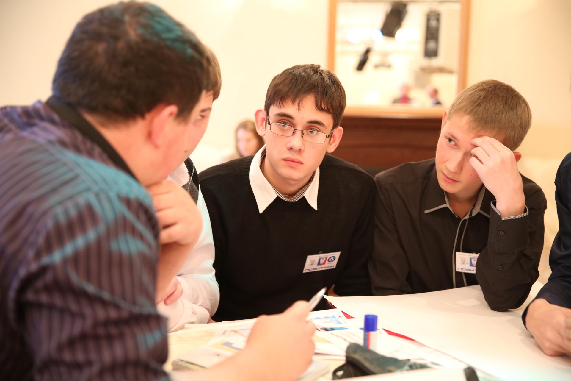 Юные интеллектуалы Новоуральска и Заречного сразятся в финале образовательной программы «Первый шаг в атомный проект»