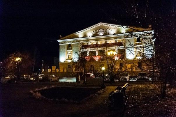 Театральный свет
