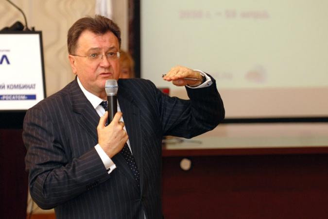 Президент Топливной компании Росатома «ТВЭЛ» посетил ОАО «УЭХК»