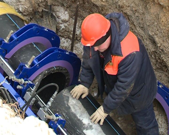 До конца 2016 года по программе «Трубы на метры» будет построена инженерная инфраструктура для трех свердловских муниципалитетов