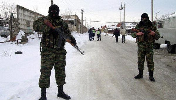 С Северного Кавказа вернулся сводный отряд свердловской полиции