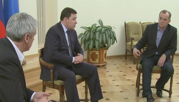 Губернатор планирует навестить Новоуральск