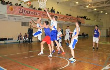 Чемпионата города по баскетболу