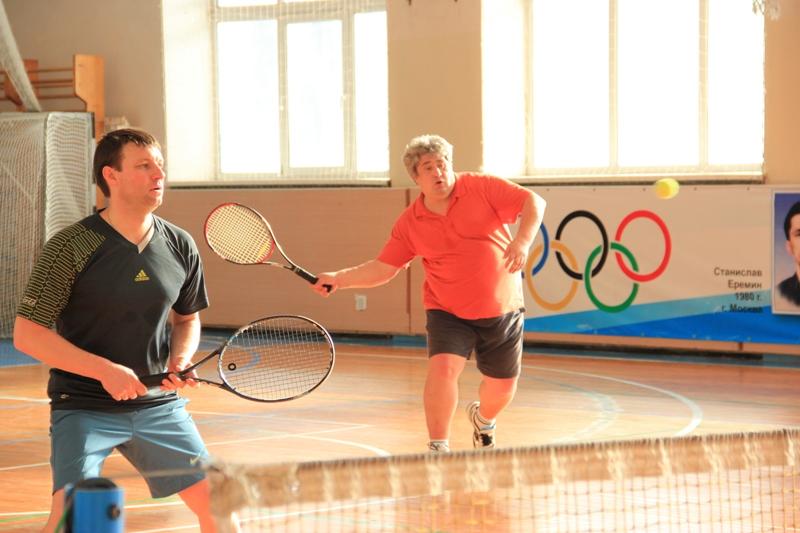 Открытий чемпионат Новоуральска по тенису