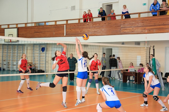 Волейбол в Новоуральске