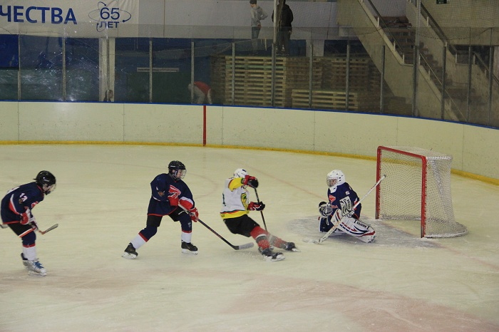 Хоккейная