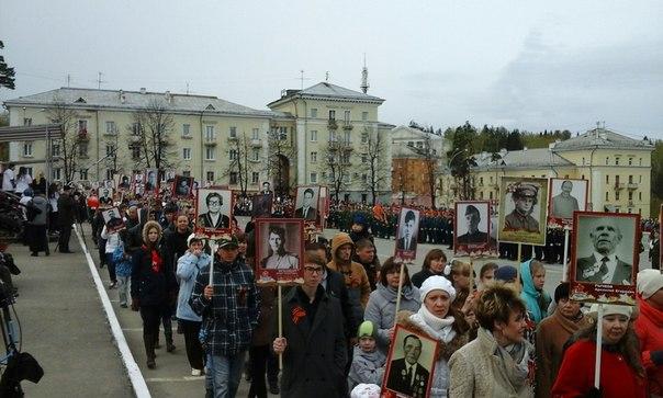 Жительница Новоуральска написала гимн «Бессмертного полка»