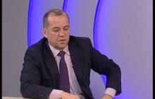 Беседа с Главой НГО Владимиром Машковым и генеральным директором УЭХК Александром Белоусовым.