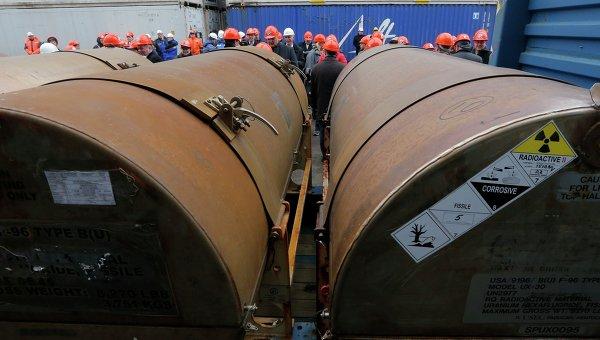 СП России и Казахстана по обогащению урана вышло на проектную мощность
