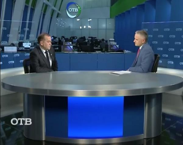 Владимир Машков, глава Новоуральска – о Дне работника атомной промышленности