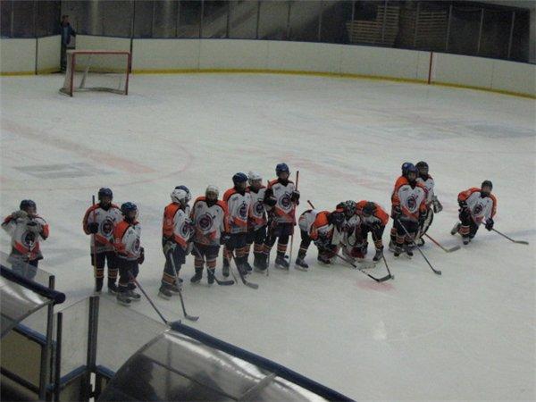 Каникулы – время для хоккея!
