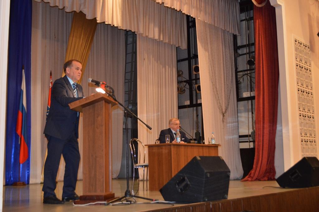 Бюджетное послание Главы Новоуральского городского округа