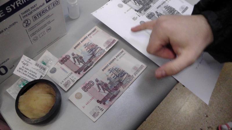 В Новоуральска сотрудники полиции пресекли факт нарушения реализации лекарств