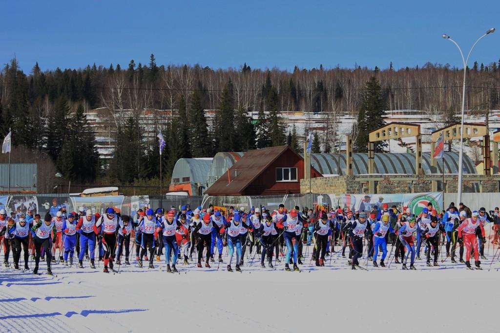 Лыжный марафон «Азия-Европа-Азия»