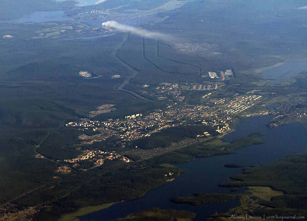 Новоуральск признали более комфортным для жизни, чем Екатеринбург