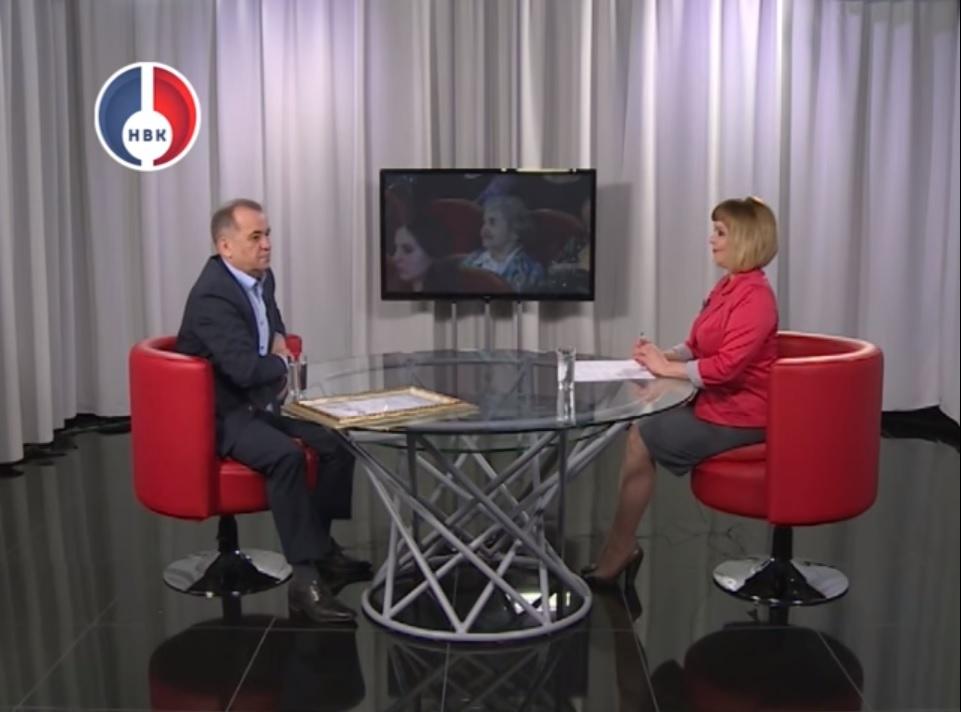 Интервью с Главой Новоуральского городского округа Владимиром Машковым