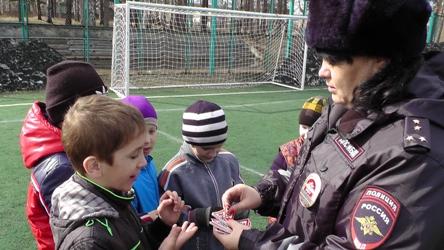 В Новоуральске сотрудники полиции проводят дни безопасности