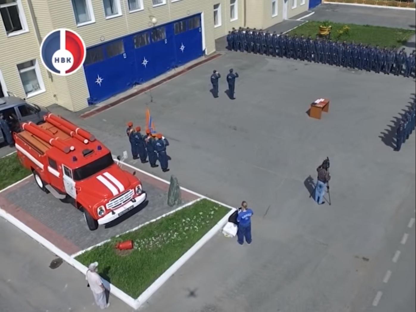 69 лет со дня создания Пожарной охраны Новоуральска