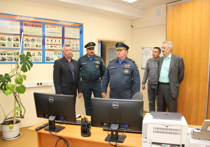 В Новоуральске открыли новое здание единой дежурно-диспетчерской службы