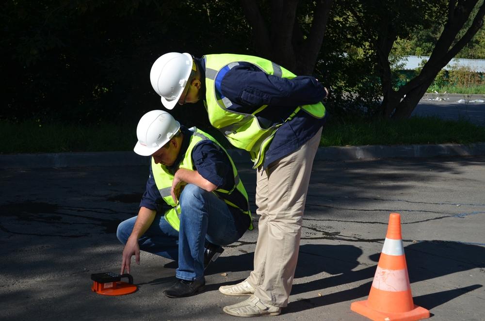 Современная техника для контроля качества дорог НГО