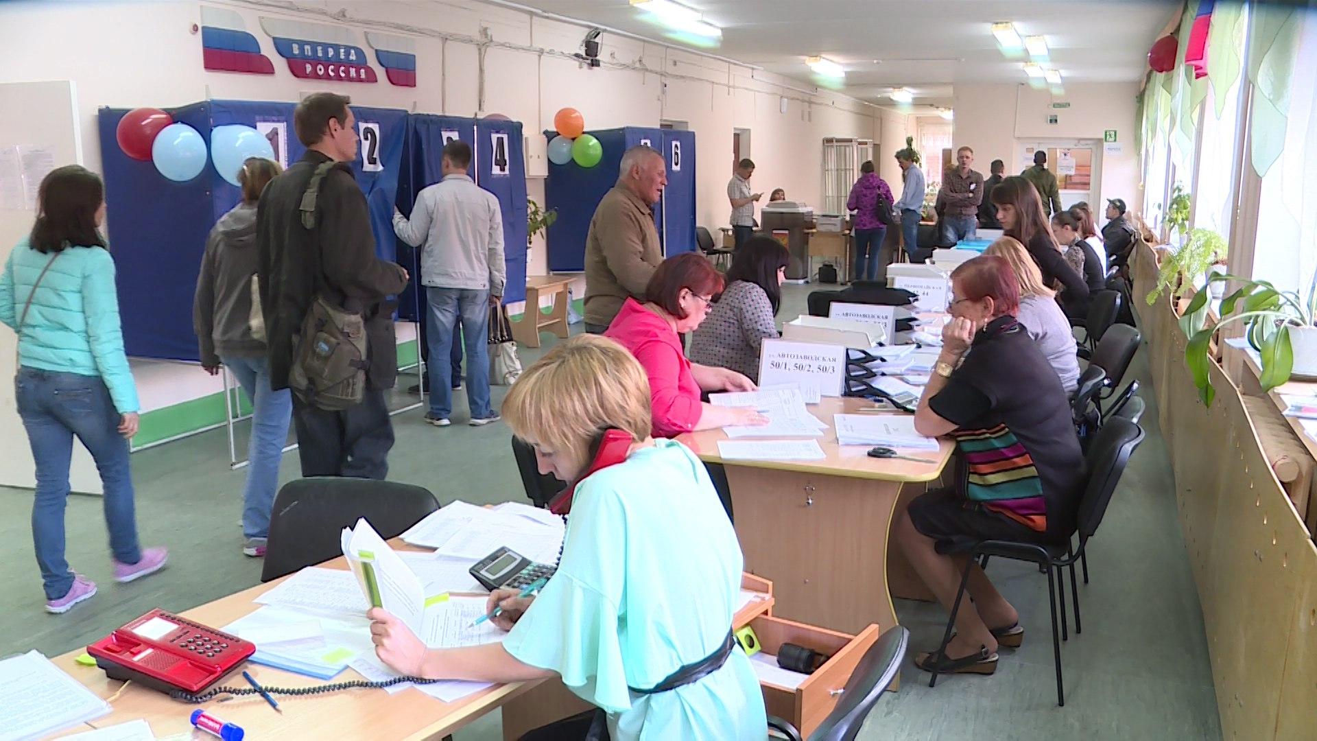 Новоуральская городская территориальная избирательная комиссия. Итоги голосования