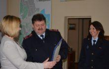 Руководство ОВД Новоуральска вручило благодарственные письма и грамоты журналистам местных СМИ