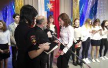 В Новоуральске состоялось торжественное вручение паспортов юным гражданам России