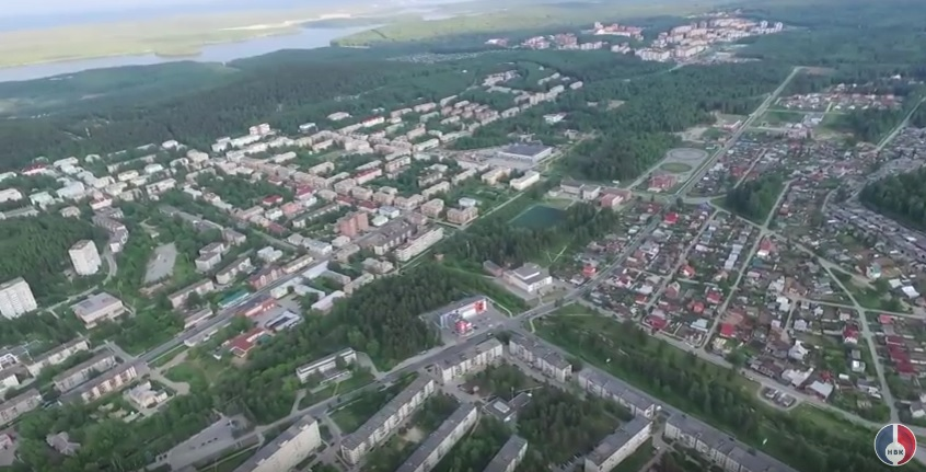 К 25-летию ЗАТО. Город Новоуральск