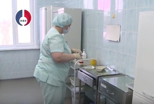 Сложная ситуация в здравоохранении НГО