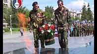 Батальон отважных в Новоуральске