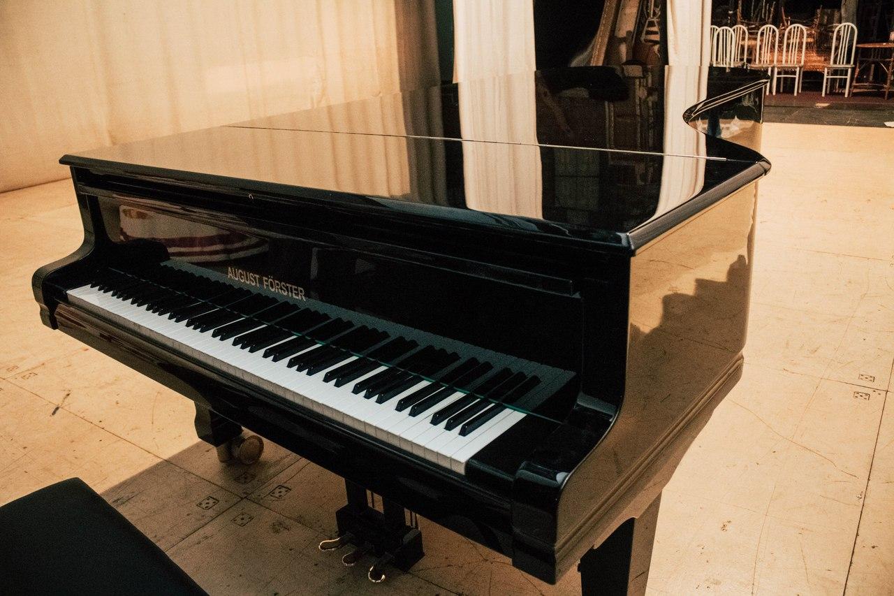 Новый рояль
