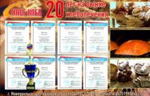 Кубок победителя фестиваля муки, хлеба, хлебобулочных и кондитерских изделий и тортов