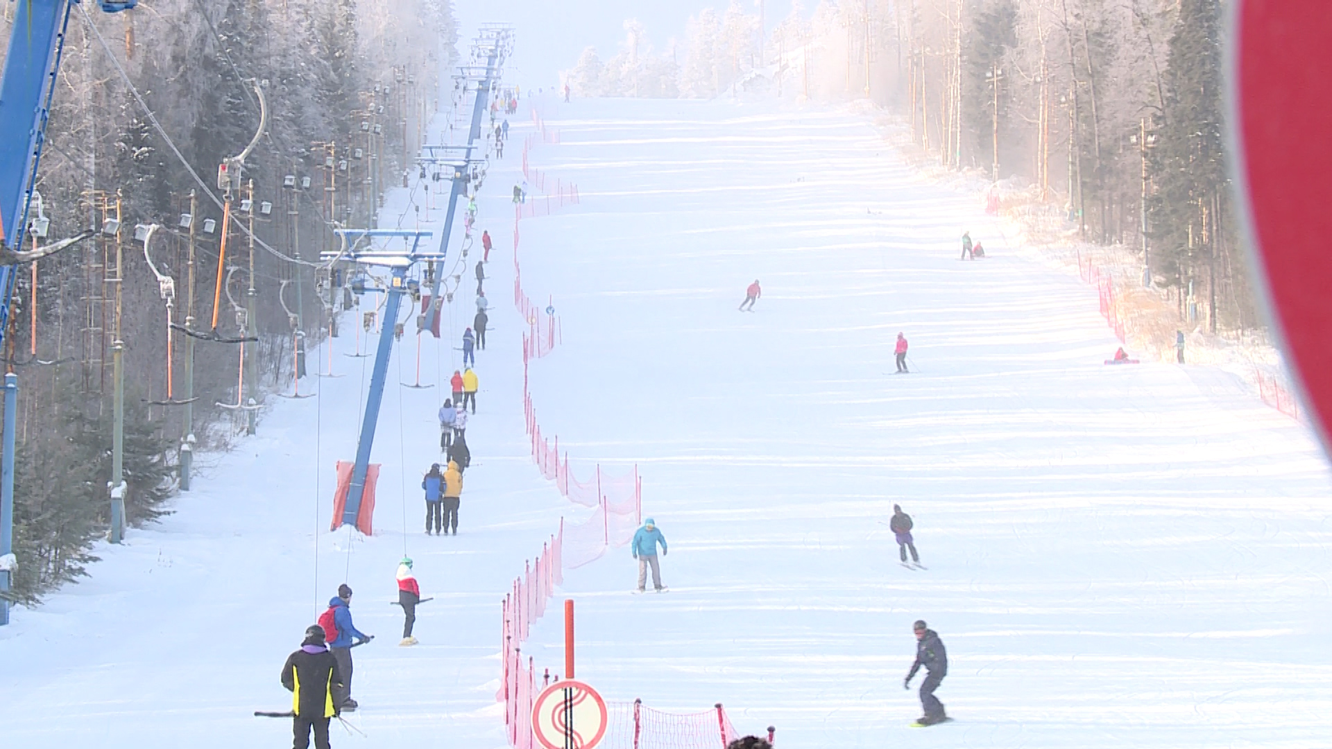 Встаем на горные лыжи!