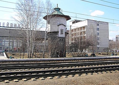 Живые дома Новоуральска
