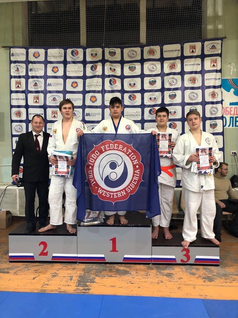 Новоуральские воспитанники отделения дзюдо «ДЮСШ №4» привезли медали с двух турниров за одни выходные