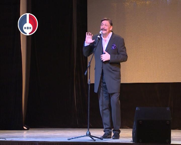 Главный повар страны, народный артист России – Дмитрий Назаров провел творческий вечер в Новоуральске