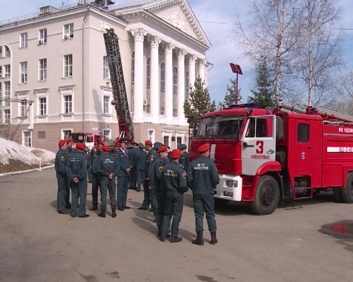 30 апреля пожарной охране в России исполняется 369 лет