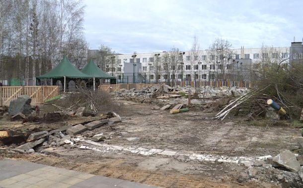 Яркий, современный объект отдыха - скоро появится в Новоуральске