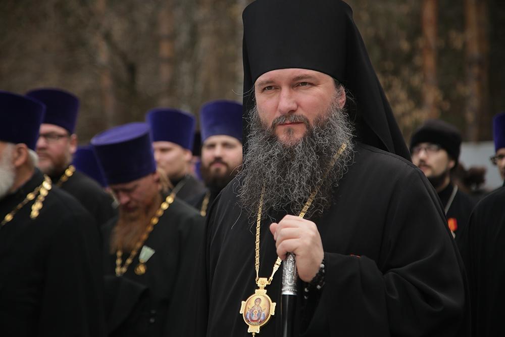 В нашей епархии новый епископ
