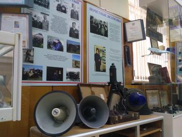 В Новоуральском отделе полиции открылся обновленный музей