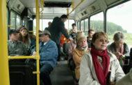 Дома холодно, а в автобусе будет тепло!