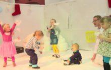 Проект «Бэби-театр» стартовал в новоуральском театре кукол «Сказ»