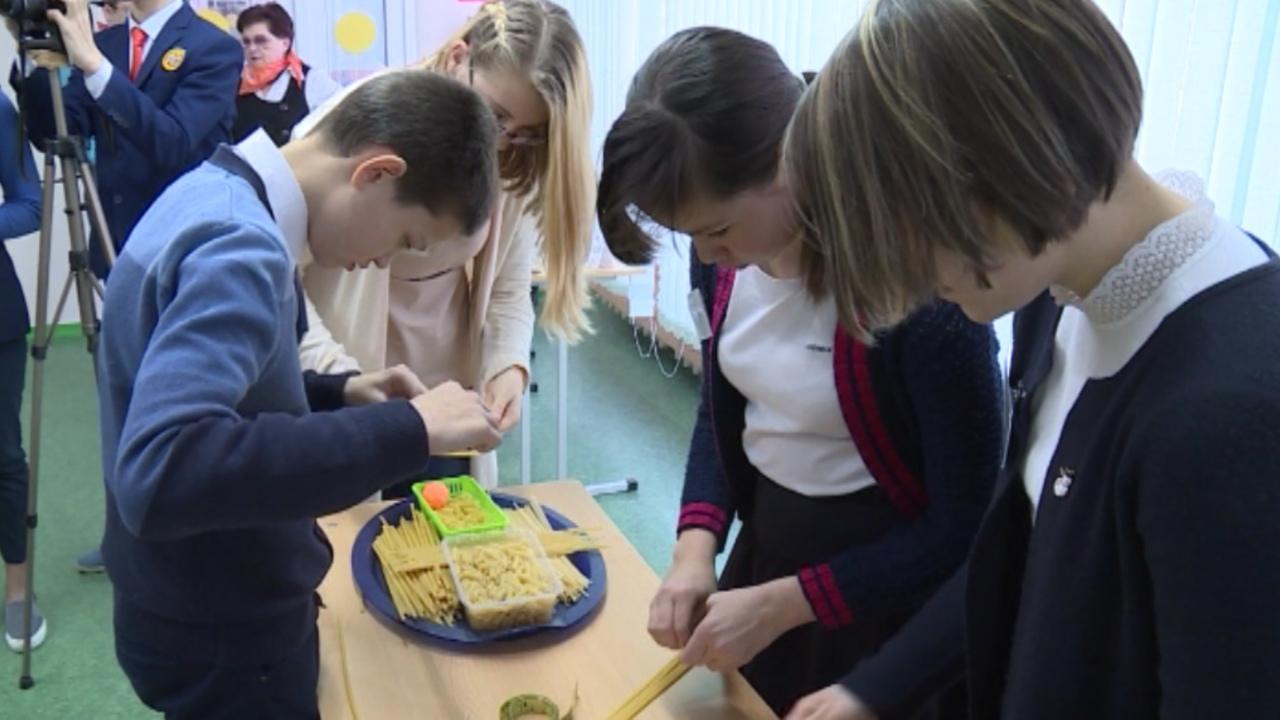 Инженерные инсталляции от новоуральских школьников!