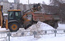 Уборка города под вниманием общественности