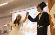 «Сказки старого фонаря» рассказали в 54 школе