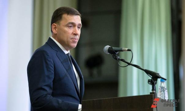 Евгений Куйвашев поручил оперативно устранить «узкие места», выявленные при переходе на новую схему обращения с отходами