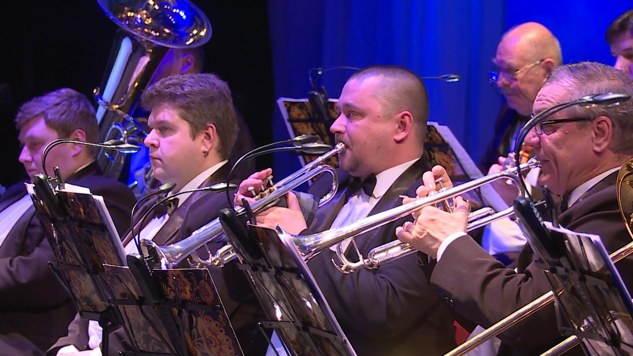 Муниципальному духовому оркестру – 24!