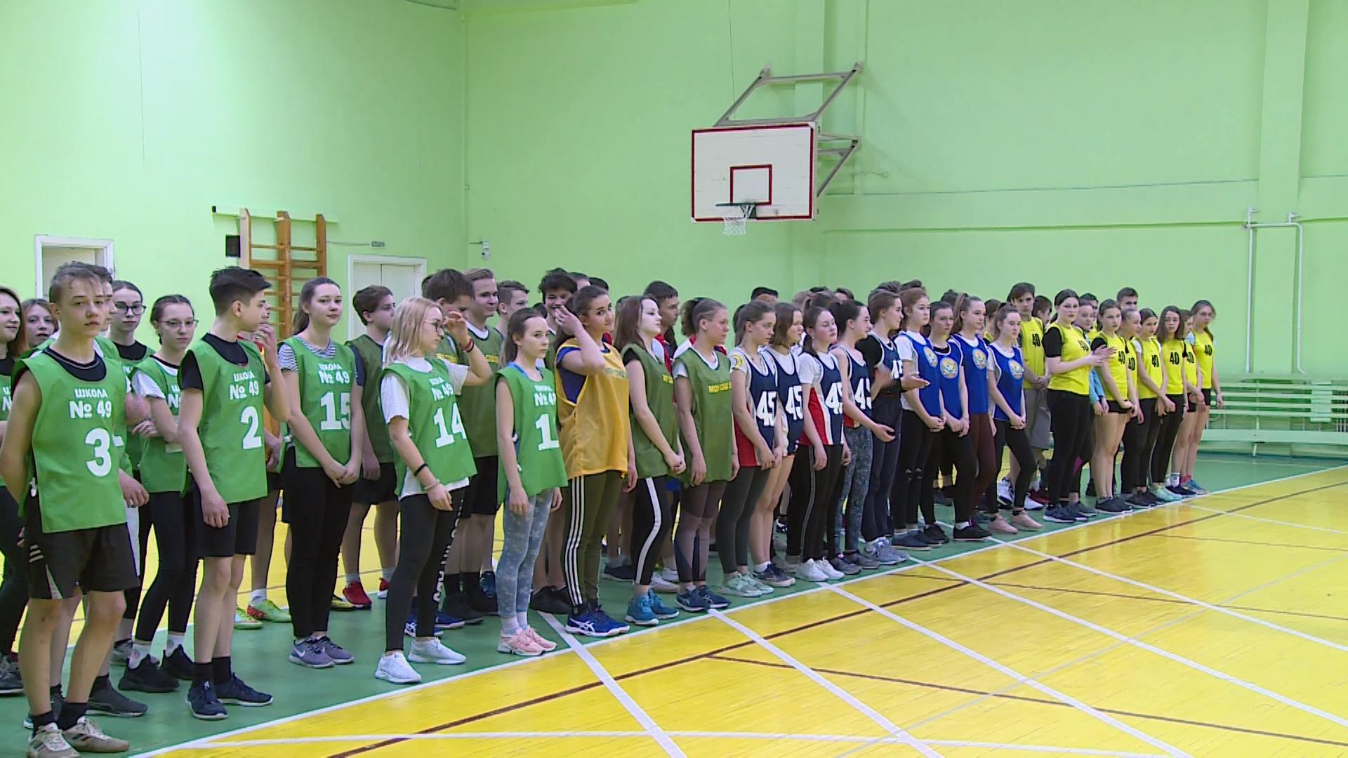 Президентские спортивные игры в Новоуральске
